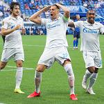 «Зенит» нанёс поражение «Ротору» в Волгограде