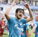 «Зенит» обыграл «Локомотив» в Калининграде и завоевал шестой Суперкубок России
