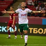 «Локомотив» одержал победу над «Рубином» в Казани