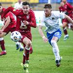 «Рубин» выиграл у «Сочи» благодаря голу Кварацхелии