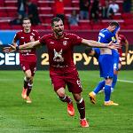 Дубль Деспотовича помог «Рубину» сыграть вничью с «Тамбовом»