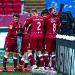 «Рубин» вырвал победу у «Зенита» в Казани