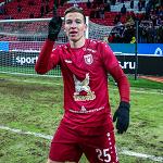 Денис Макаров стал автором лучшего гола сезона Тинькофф РПЛ
