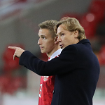 Расширенный состав сборной России на матчи против Словакии и Словении в квалификации ЧМ-2022