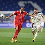 Дубль Дзюбы помог сборной России обыграть Сербию в Лиге наций