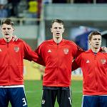 Состав молодёжной сборной России на сентябрьские матчи квалификации Евро-2021