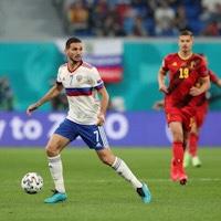 Сборная России уступила Бельгии в первом матче на Евро-2020