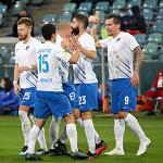 «Сочи» выиграл у «Динамо» благодаря голам Заболотного и Юсупова