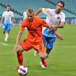 «Сочи» обыграл «Урал» и одержал вторую победу подряд