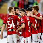 «Спартак» обыграл «Арсенал» и одержал третью победу подряд