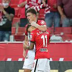 «Спартак», ведя 2:0, сыграл вничью с «Сочи»