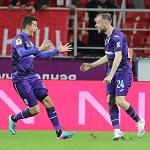 «Уфа» одержала крупную победу над «Спартаком» в Москве