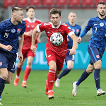 Сборная России проиграла Словакии и потерпела первое поражение в квалификации ЧМ-2022