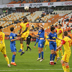 Гол Чуперки с пенальти спас «Тамбов» от поражения в матче с «Арсеналом»