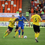 «Ростов» одержал победу над «Тамбовом»
