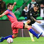 «Краснодар» дома уступил «Челси» в Лиге чемпионов