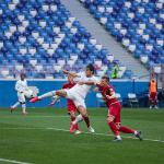 «Зенит» вырвал победу в матче с «Тамбовом»