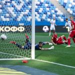 Лучшие голы 25-го тура: удар Ригони в касание, гол Харина за шиворот Лодыгину