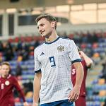 Состав молодёжной сборной России на контрольные матчи против Венгрии и Словении