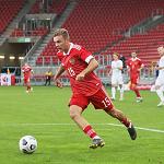 Молодёжная сборная России проиграла Польше в квалификации Евро-2021