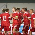 Молодёжная сборная России разгромила Литву и продлила победную серию в отборе на Евро-2023