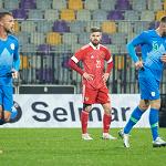 Молодёжная сборная России сыграла вничью со Словенией в товарищеском матче