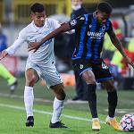 «Зенит» на выезде проиграл «Брюгге» в Лиге чемпионов