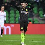 «Краснодар» проиграл дома «Севилье» в Лиге чемпионов