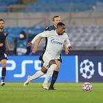 «Зенит» потерпел поражение от «Лацио» в Лиге чемпионов