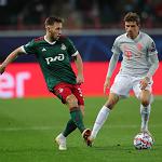 «Локомотив» дома проиграл «Баварии» в Лиге чемпионов