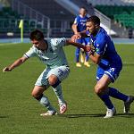 «Уфа» сыграла вничью с «Динамо»
