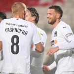 «Краснодар» сыграет с ПАОКом в раунде плей-офф Лиги чемпионов