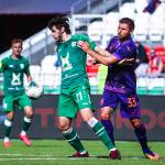 «Уфа» сыграла вничью с «Рубином» второй раз в сезоне