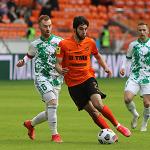 «Урал» и «Ахмат» сыграли вничью в Екатеринбурге