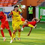 Лучшие голы 29-го тура: Бикфалви забил через себя, Соболев обыграл защиту «Ахмата»