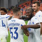 «Динамо» обыграло «Урал» в Екатеринбурге