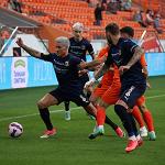 «Урал» и «Ростов» сыграли вничью в Екатеринбурге