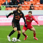 «Урал» и «Тамбов» сыграли вничью в Екатеринбурге