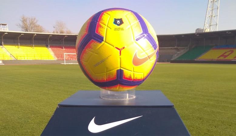 Премьер-Лига переходит на новый мяч
