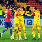 В 18 туре ЦСКА и «Арсенала» получили лучшие баллы Fair Play