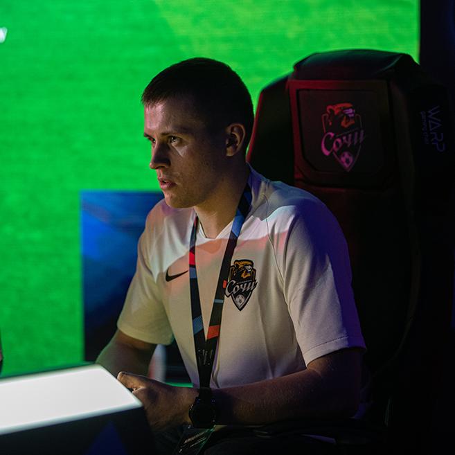 Киберспортсмен «Сочи»: «Верю в свои силы и хочу победить вновь»