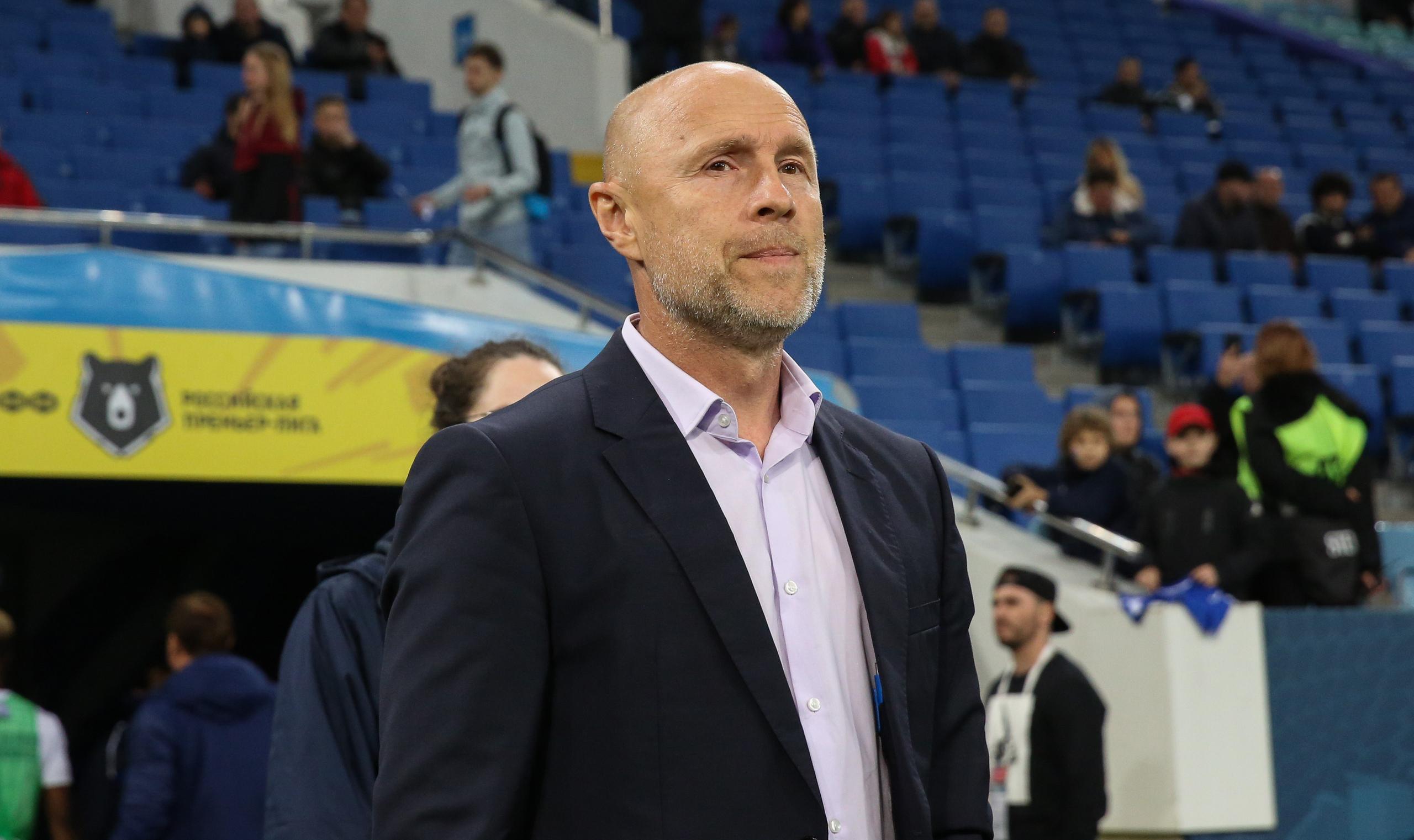 Владимир Федотов: «Говорил игрокам «Сочи», что нам некогда переживать»