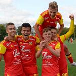 Результаты 1-го тура Молодёжной лиги: «Локомотив» обыграл «Зенит», «Арсенал» вырвал победу у «Спартака»