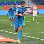 Гол Азмуна принёс «Зениту» победу над ЦСКА
