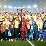 Тест: кто выходил у «Зенита» в трёх чемпионских сезонах?