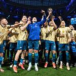 События 28-го тура: «Зенит» завоевал третье чемпионство подряд, Селихов сыграл впервые за два года