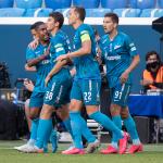 «Зенит» выиграл у «Сочи» в первом матче после завоевания чемпионства