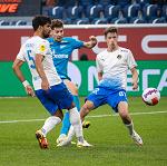 «Сочи» нанёс «Зениту» первое поражение в сезоне