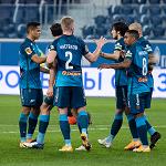 «Зенит» и «Спартак» получили лучший балл Fair Play в 17-м туре