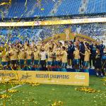 «Зенит» награждён новым трофеем чемпионов РПЛ